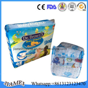 Dr. Brown Disposable Baby Diapers / Baby Nappies for Nigeria pictures & photos