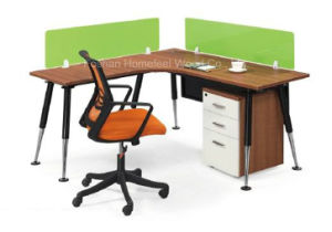 Computer Desks Design Staff Workstation Desk (HF-CE001) pictures & photos