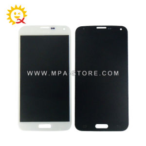 S5 Mobile Phone LCD Display for Samsung pictures & photos