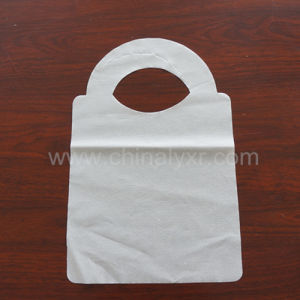 Eco-Friendly Disposable Baby Use Apron pictures & photos