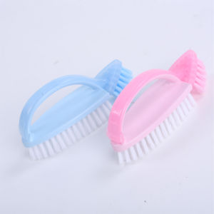 Multifunction Plastic Floor Cloth Brush (SH1428)