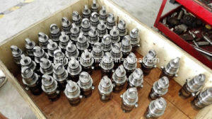 Custom Made Hydraulic Cylinder for Railway Machinery pictures & photos