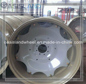 Tractor Wheel (34xW14L 34xW15L) for Farm Application pictures & photos