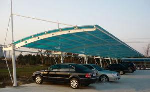 Nice Heat UV Blocking Polycarbonate Plastic Panel Used for Carport