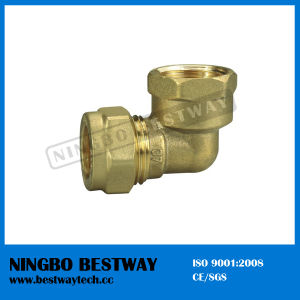 Hot Sale Brass Flange Pipe Fitting (BW-508) pictures & photos