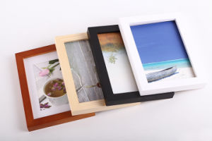 Wood Photo Frame Wooden Piture Frames Simple Frames pictures & photos