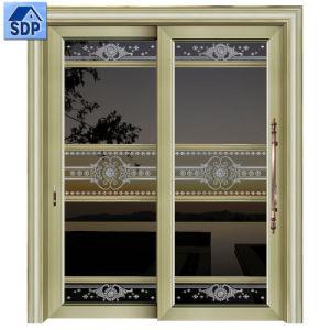 2015 New Design Aluminium Sliding Door Made in China
