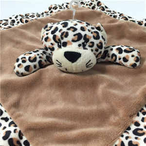 Panther Pattern Baby Boy and Girl Lovely Sex Soft Blanket pictures & photos