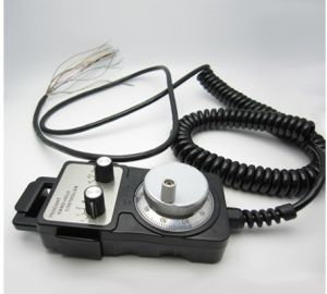 Electronic Handle Matte Black Coiled Cable