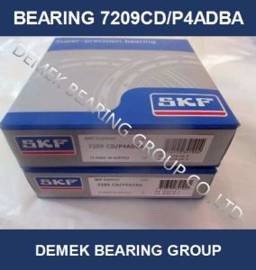 SKF High Precision Spindle Angular Conatact Ball Bearing 7209 CD/P4adba pictures & photos
