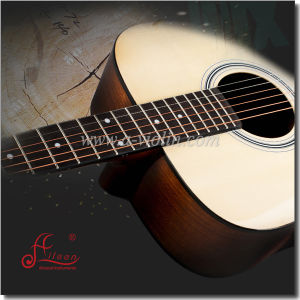 [Winzz] Dreadnought 41 Inch Folk Guitar Acoustic Guitar (AF48) pictures & photos