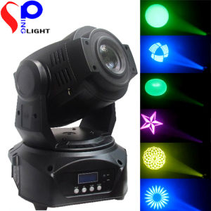 LED 60W Mini Stage Moving Head Spot Light