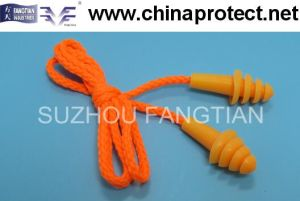 Anti-Noise Foam High Quality Safety Earplug pictures & photos