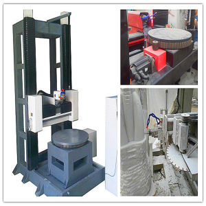 3D CNC Shape Cutting Machine / 5 Axis CNC Milling Machine pictures & photos