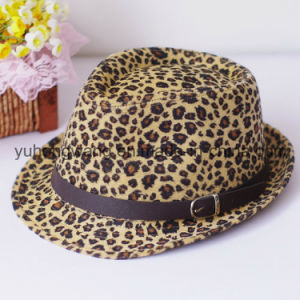 Customized Gentleman Fedora Hat, Sports Baseball Cap pictures & photos