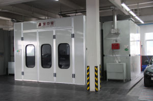 Hot Sale Spray Booth / Paint Booth / Baking Oven pictures & photos