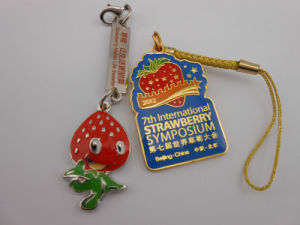 Enamel Keychain, Die Casting Key Rings (GZHY-KC-011) pictures & photos