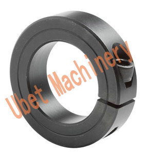 Carbon Steel C45e Single Split Shaft Fixing Collar pictures & photos