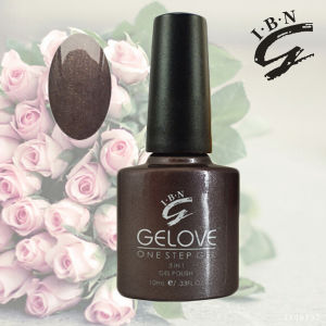 Plant-Based Hot Selling 3 Step Gel Polish Without Toxic pictures & photos