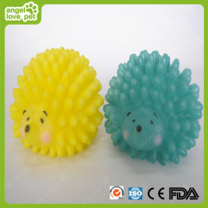 Hedgehog Shape Pet Toy pictures & photos