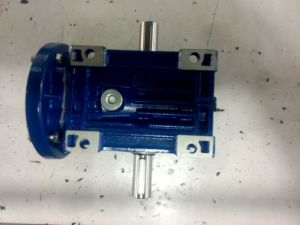 Motovario Type Aluminum Case Worm Gear Speed Reducers pictures & photos