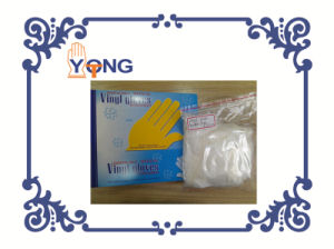 Medical Powder Free Vinyl Gloves