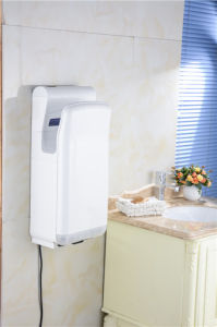 New Design Automatic Jet Hand Dryer with Two Motors pictures & photos