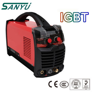 SANYU  Inverter pulse AC/DC welding machine (TIG200) pictures & photos