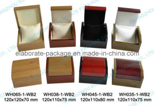 Handmade Jewellery Wooden Case Popular Style Watch Box pictures & photos