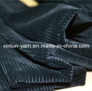 Polyester Flocking Velvet Fabric for Soft Toy/Garment/Sofa/Textile pictures & photos