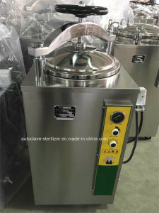 Bluestone High Pressure Vertical Autoclave for Sale pictures & photos