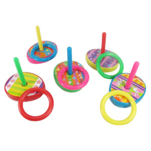 Colorful Kids Education Toy Plastic Ring Toss Game (10223613) pictures & photos