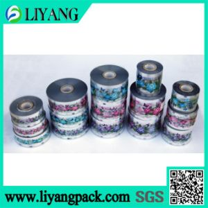 Same Design Have Different Size, Flower, Heat Transfer Film pictures & photos