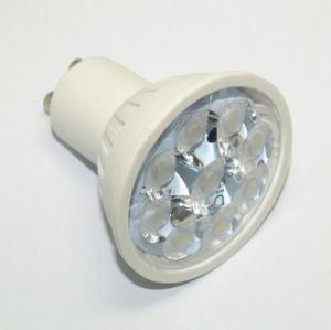 LED Spotlight 5W COB GU10/COB LED Bulbs pictures & photos