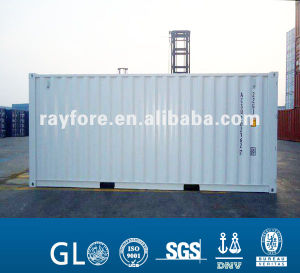 Tianjin Qingdao New 20gp Shipping Dry General Purpose Container pictures & photos
