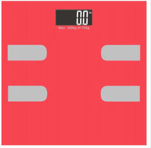 Backlight Bathroom Scale with New Design (HB115-F1) pictures & photos