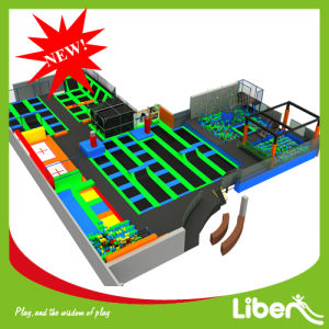 The First Biggest Trampoline Park Project Build by Liben in Israel pictures & photos