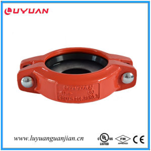 UL Listed, FM Approval Ductile Iron Grooved Rigid Clamps 5′-141.3 pictures & photos