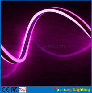 2016 Best Sale 24V Double Side Pink LED Neon Flexible Strip with New Design