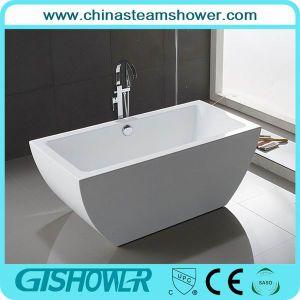 Economic American Standard Acrylic Bathtub (KF-718K) pictures & photos