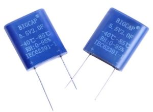 Full Seal Structure 5.5V 1.5f Supercapacitor pictures & photos