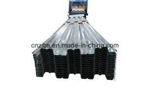 Closed Metal Floor Decking Sheet pictures & photos