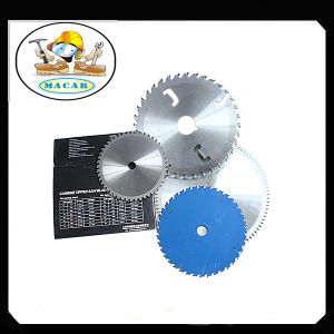 High Sharpness Tct Wood Cutting Steel Saw Blade pictures & photos