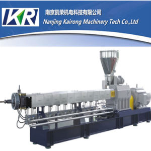 Waste Plastic Recycling Machine Plastic Pelletizing Machine pictures & photos