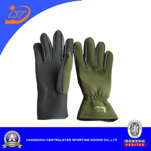 Fashion Neoprene Fishing Gloves