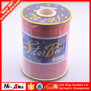 Accept OEM New Products Team Top Quality Polyester Bias Tape pictures & photos