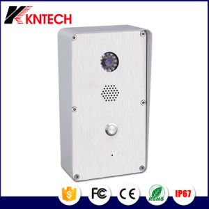 Koontech Video Door Phone Intercom Emergency Telephone Knzd-47 pictures & photos