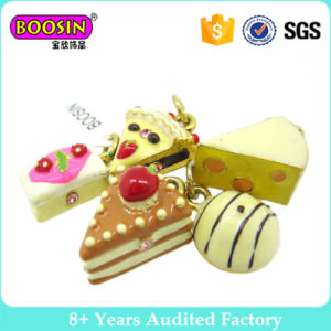 Cakes Fashion Pendant Jewelry Pendant Charms for Foodie pictures & photos