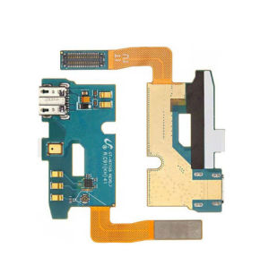 High Quality Charging Connector Flex Cable for Samsung Galaxy Note 2 N7105 USB Charger Port Flex Cable