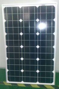 High Transfer Efficient Monocrystalline Silicon Solar Panel 60W/80W/100W 18V/24V/36V